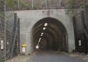 梅田隧道(明治20年)